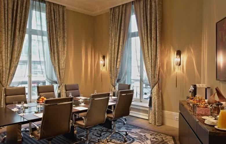 Hotel Schweizerhof Bern - Conference - 7