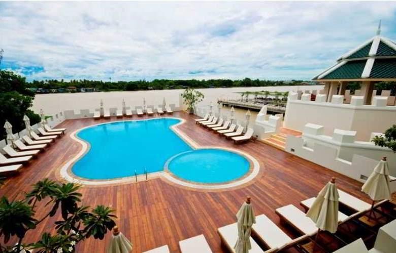 Buddy Oriental Riverside Nonthaburi - Pool - 11
