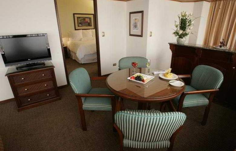 Thunderbird Hotels Pardo - Room - 1