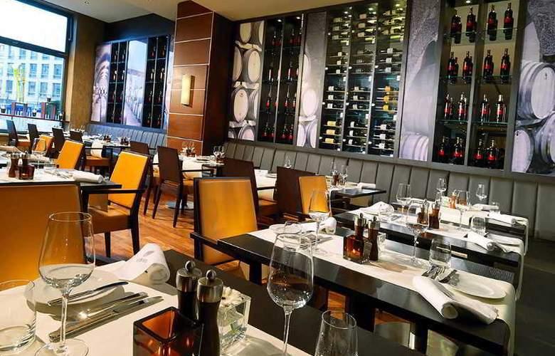 Marriott Berlin - Restaurant - 26