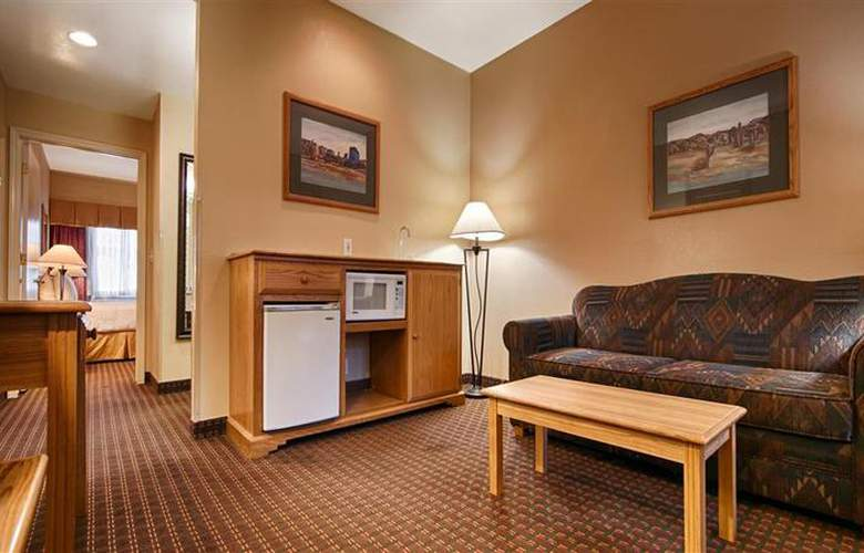 Best Western Turquoise Inn & Suites - Room - 60
