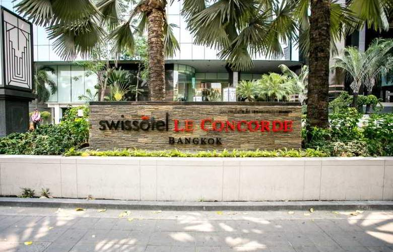 Swissotel Le Concorde Bangkok - Hotel - 9