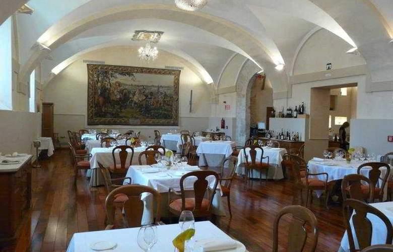 Convento las Claras - Restaurant - 9