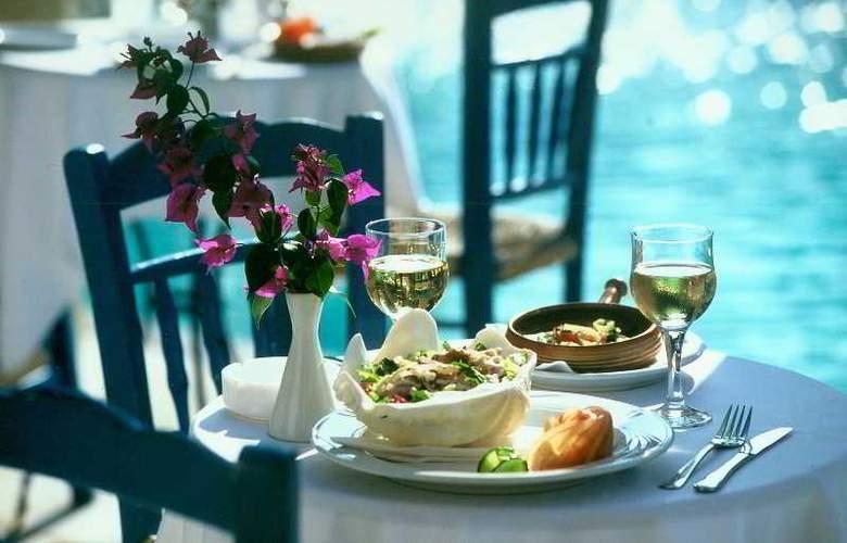 Athena Pallas Village - Restaurant - 36