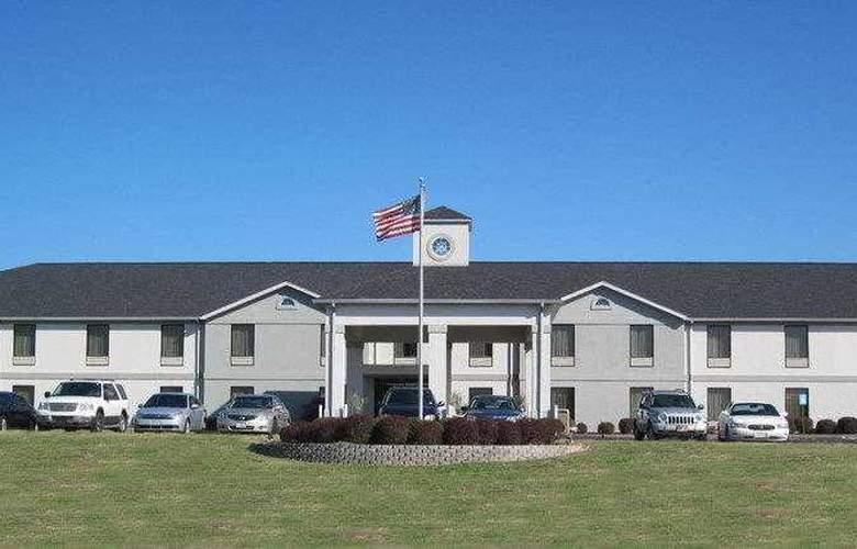 Best Western Plus Madisonville Inn - Hotel - 0