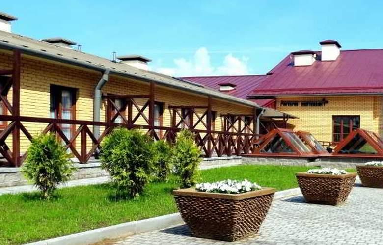 Monastyrski Hotel - Hotel - 0