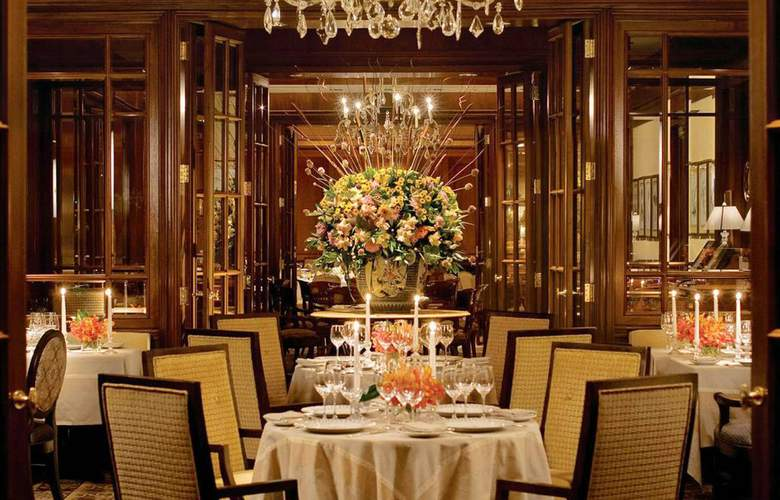 Four Seasons Hotel Philadelphia - Restaurant - 17