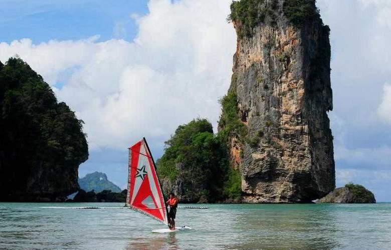 Centara Grand Beach Resort and Villas Krabi - Sport - 68
