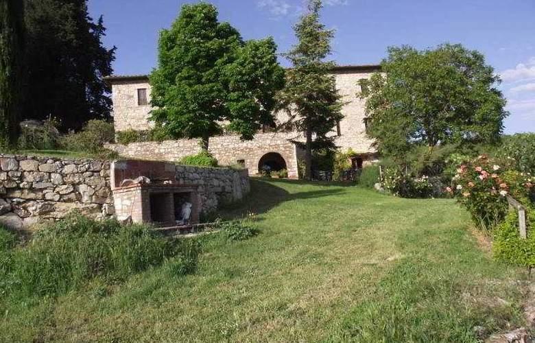 Relais Villa Casalta - Terrace - 4