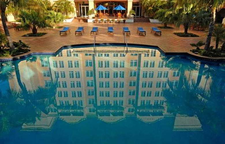 Real Intercontinental Metrocentro Managua - Pool - 4