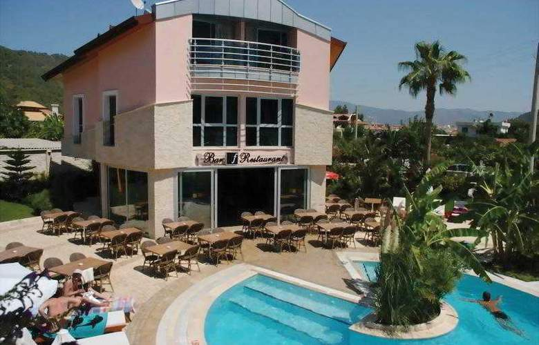 Faber Apart Hotel - Terrace - 5