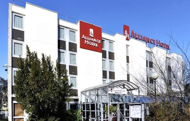 Alliance Hotel Paris Saint Quentin en Yvelines - Hotel - 9