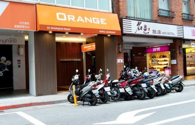 Orange Hotel-Guanqian, Taipei - Hotel - 3
