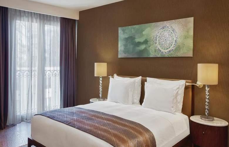 CVK Park Bosphorus Istanbul - Room - 34