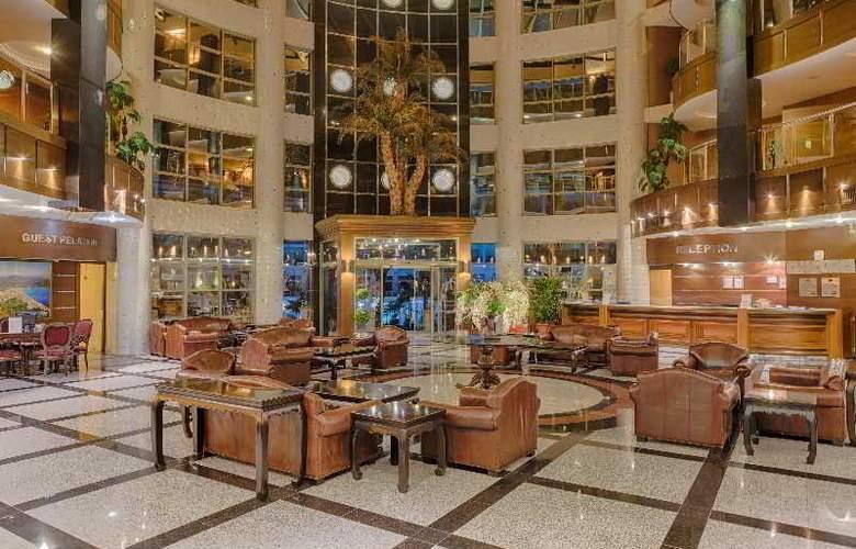 Grand Pasa Hotel - General - 12