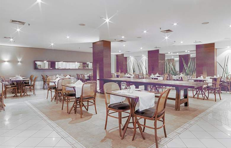 InterCity Naçoes Unidas - Restaurant - 14