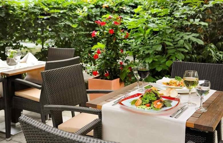 Novotel Düsseldorf City West (Seestern) - Restaurant - 34