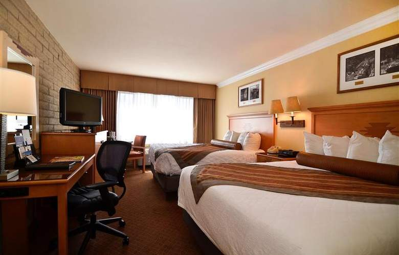 Best Western Premier Grand Canyon Squire Inn - Room - 106