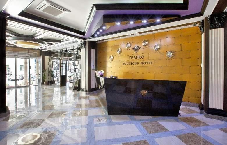 Teatro Boutique Hotel - General - 7