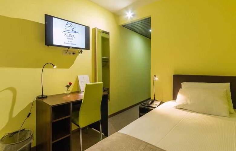 Slina Hotel Brussels - Room - 9