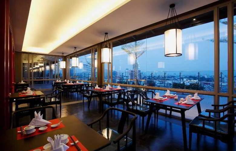 Prime Hotel Central Station Bangkok - Restaurant - 54