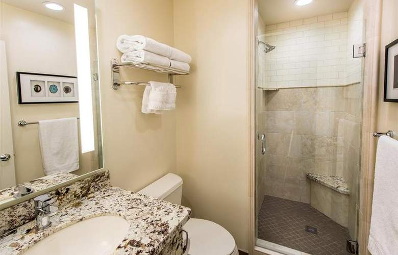 Best Western Arroyo Roble Hotel & Creekside Villas - Room - 57