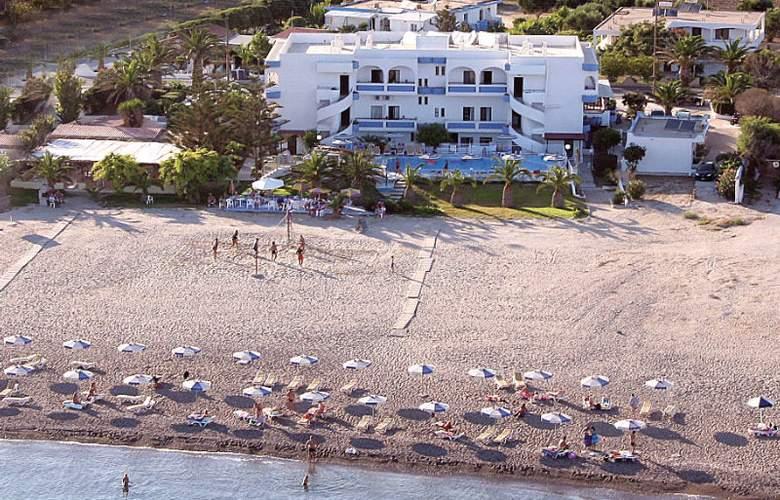 Kordistos Hotel - Beach - 4