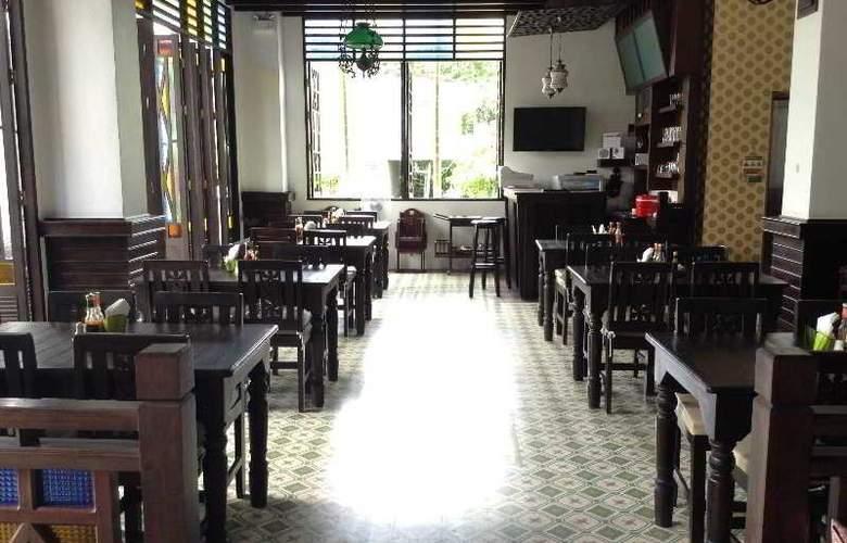 Dee Andaman Hotel Pool Bar - Restaurant - 28