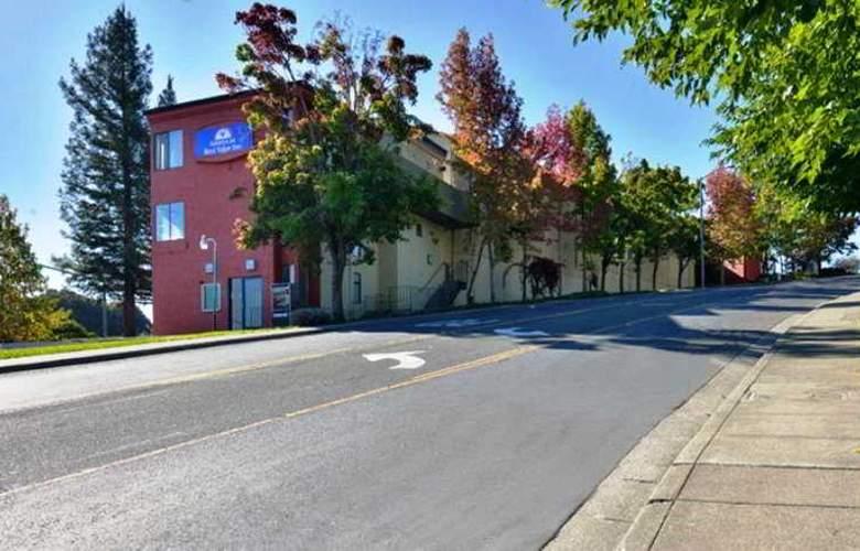 Americas Best Value Inn Vallejo/Napa Valley - Hotel - 0