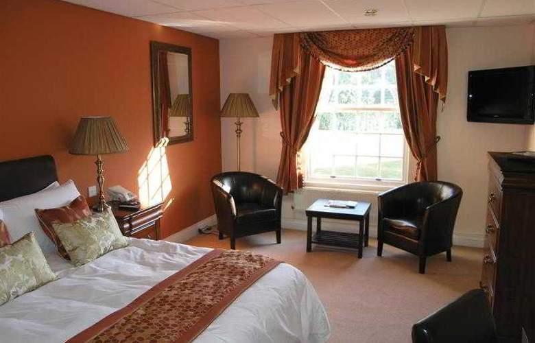 Best Western West Retford - Hotel - 35
