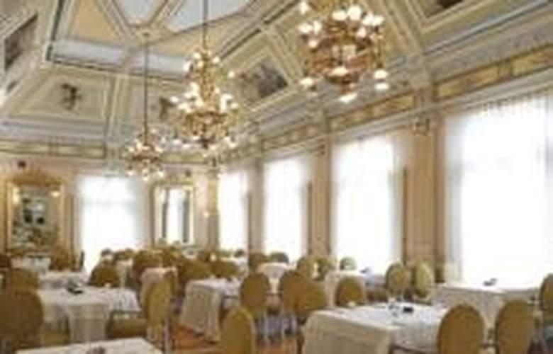 Gran Hotel Las Caldas Villa Termal - Restaurant - 9