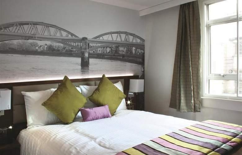 Best Western Plus Seraphine Hotel Hammersmith - Room - 79
