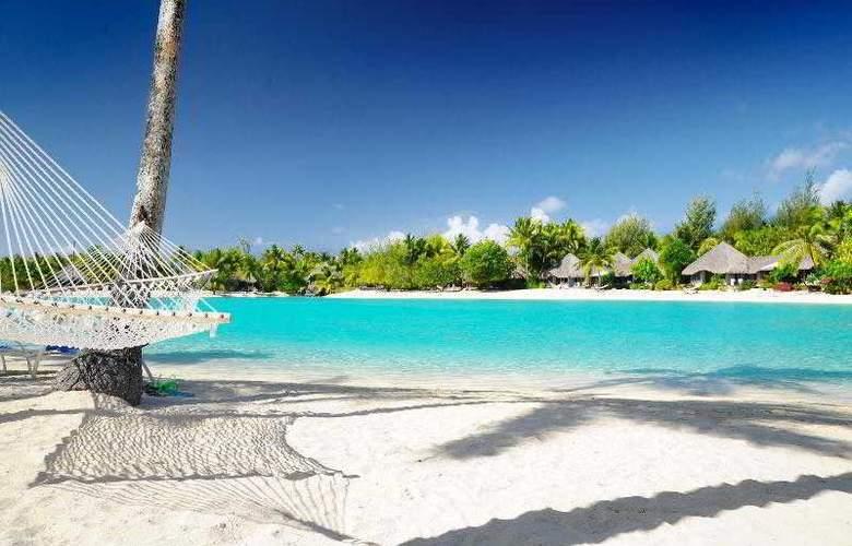 Le Meridien Bora Bora - Beach - 81