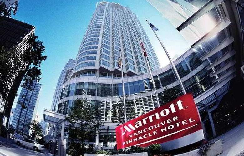 Vancouver Marriott Pinnacle Downtown - General - 2