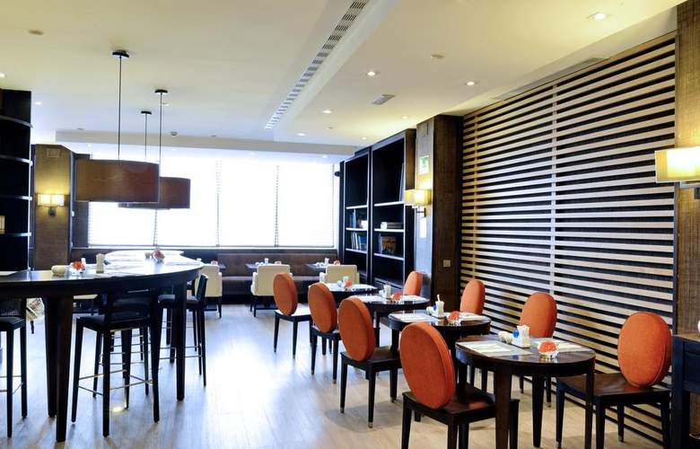 NH Madrid Balboa - Restaurant - 7