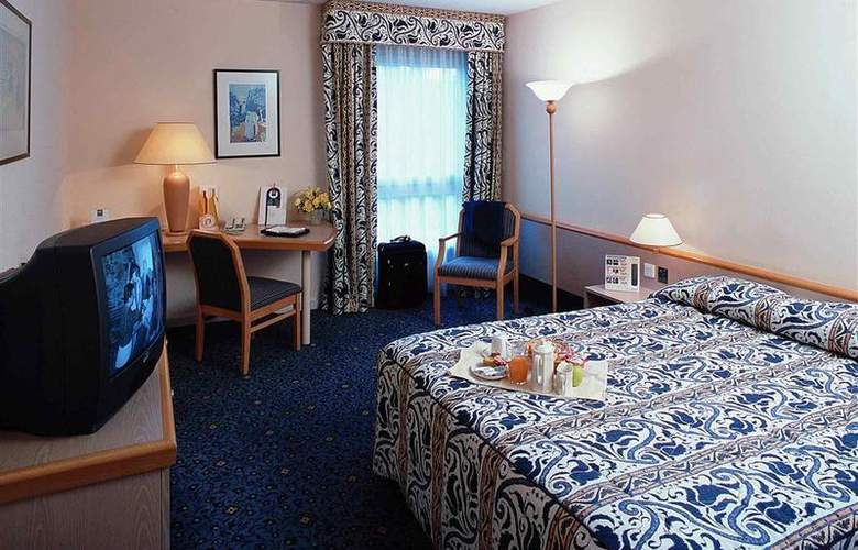 Mercure Royal Fontainebleau - Room - 37