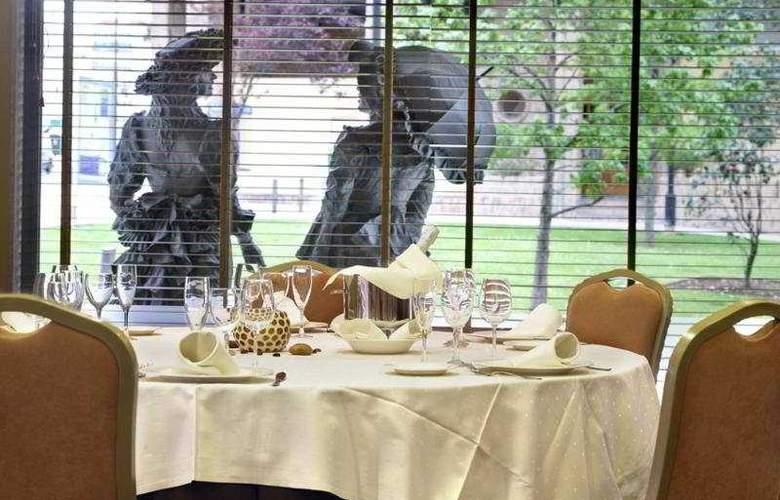 Oca Villa de Aviles - Restaurant - 10