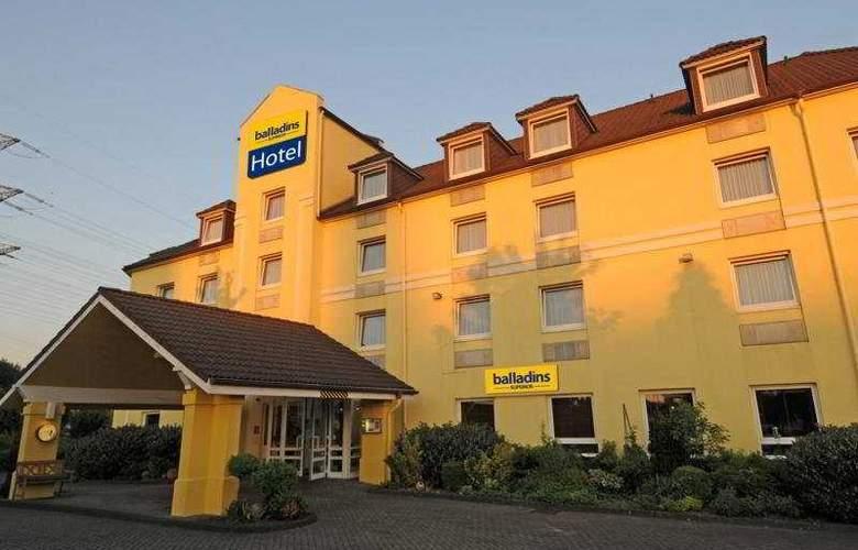 EHM Hotel Cologne Airport Troisdorf - Hotel - 0