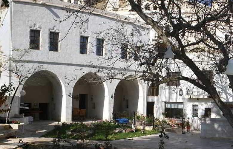 El Puente Cave Hotel - Hotel - 1
