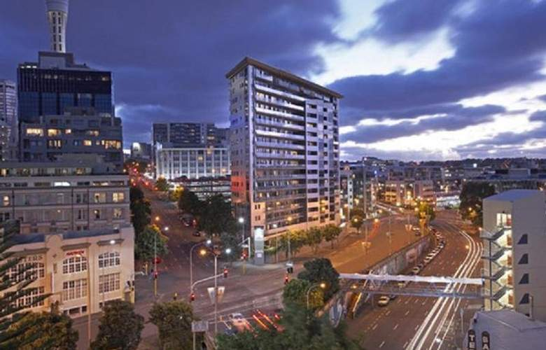 Grand Chancellor Auckland City - Hotel - 9