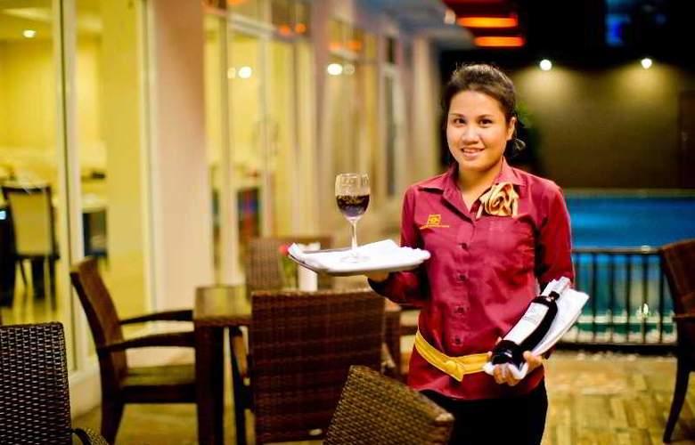Sinsuvarn Airport Suite - Restaurant - 41