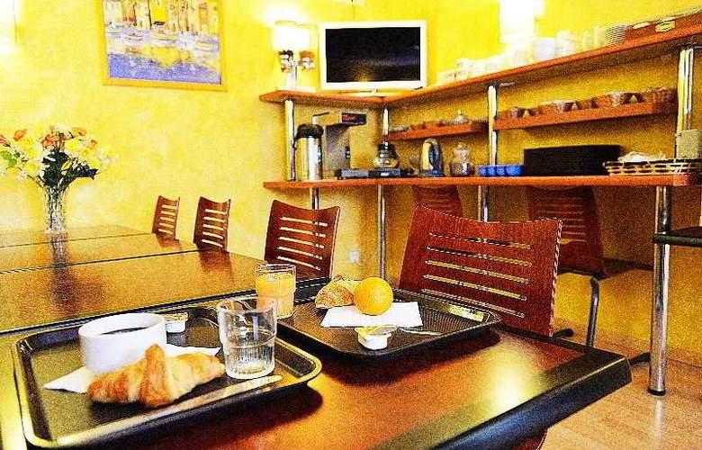 Hotel de Rosny - Restaurant - 8