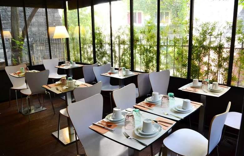 Best Western Hotel Le Montparnasse - Restaurant - 90