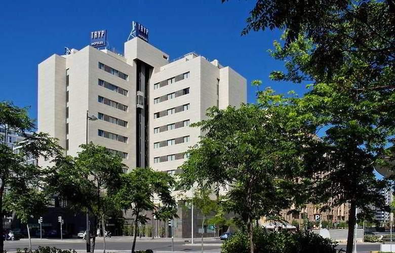 Tryp Valencia Oceanic - Hotel - 11