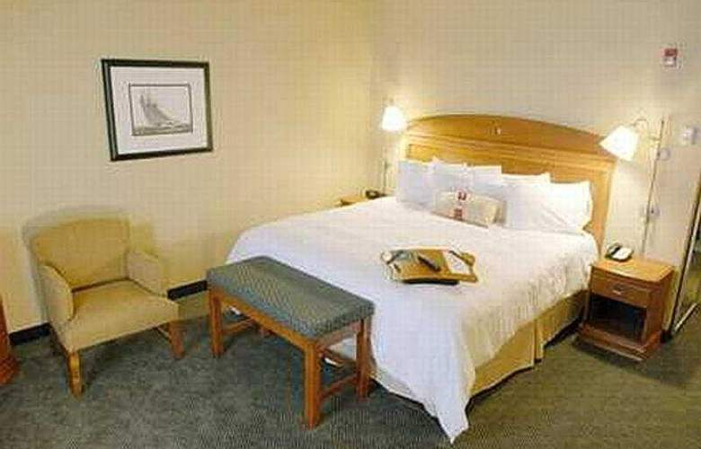 Hampton Inn & Suites Mystic - Room - 5