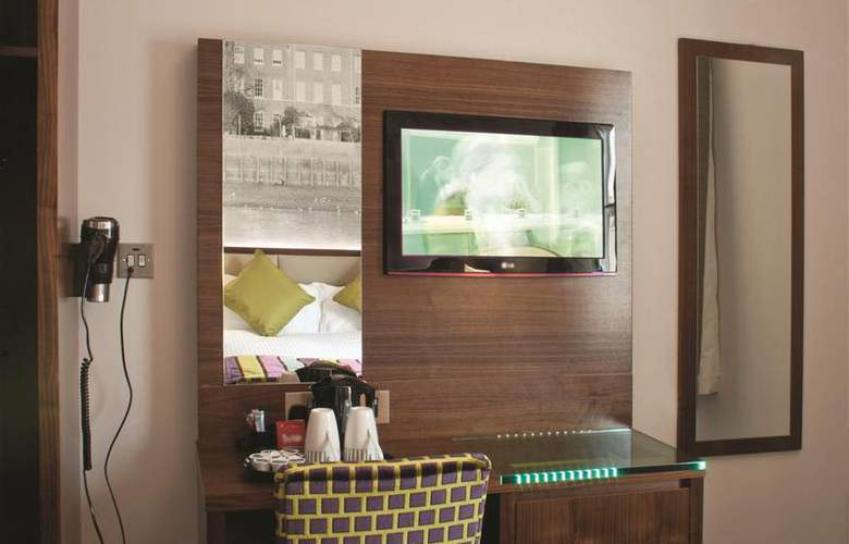 Best Western Plus Seraphine Hotel Hammersmith - Room - 80
