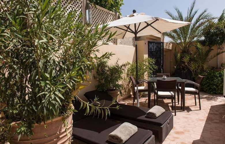 Riad Akka - Terrace - 32
