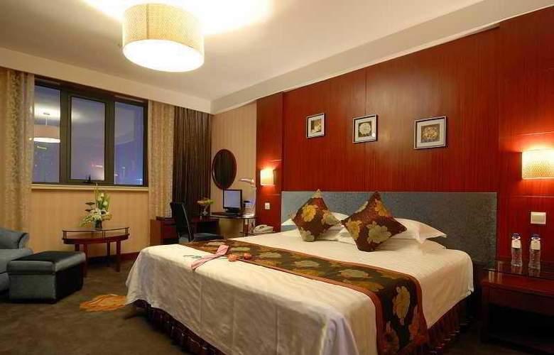 Best Western Jianghua Hotel Ningbo - Hotel - 5