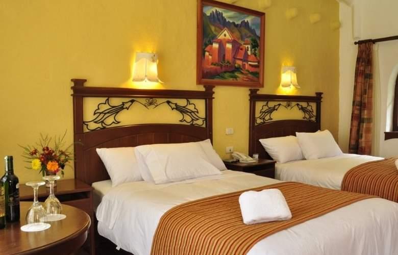 La Hacienda Del Valle - Room - 13
