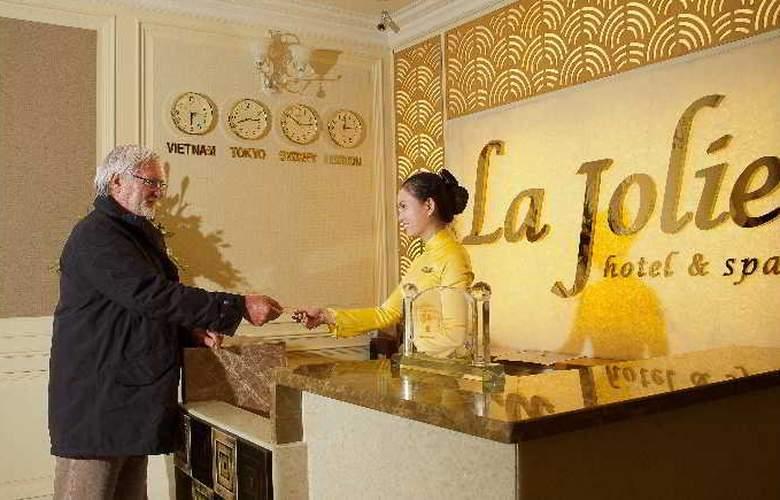 La Jolie Hotel & Spa - General - 8